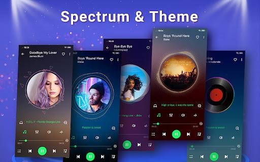 Music Player - Bass Boost, MP3 android2mod screenshots 16