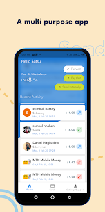 Bitsika – Send and Spend 1