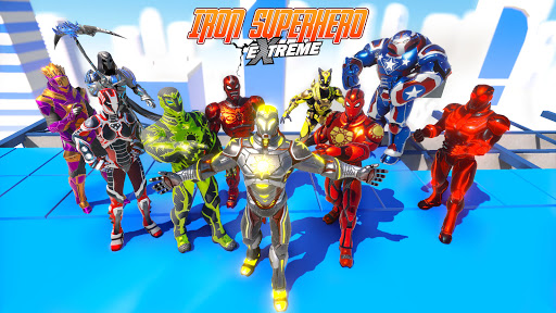 Iron Super Hero Extreme 1.7 screenshots 1