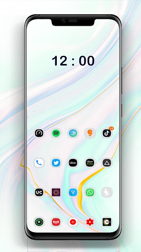 Theme for Oppo A5 2020 modavailable screenshots 2