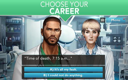 Is It Love? Blue Swan Hospital - Choose your story 1.4.406 screenshots 11