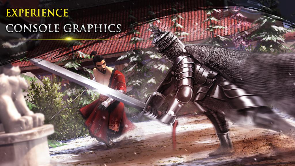 Takashi Ninja Warrior - Shadow of Last Samurai  poster 3