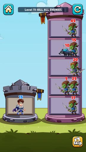 Hero Tower Wars  screenshots 3