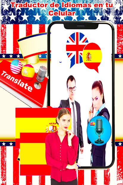 Traductor (INGLES A ESPAÑOL) Gratis Guide Idiomas screenshot 2