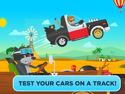Garage Master – fun car game for kids & toddlers 10