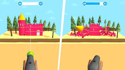 Slingshot Smash: Shooting Range  screenshots 16
