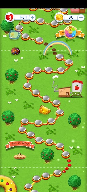 Candy Bomb screenshot 1