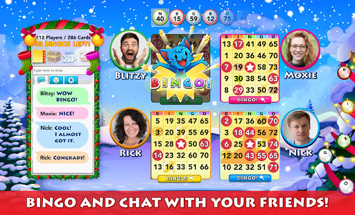 Bingo Blitzu2122ufe0f - Bingo Games 4.56.1 screenshots 4