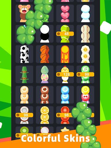 Slide And Crush - redesign snake game apktram screenshots 7
