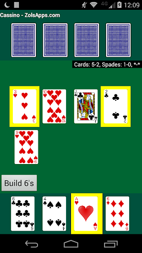 Cassino Card Game apkdebit screenshots 7