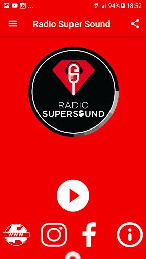 radio super sound screenshot 1