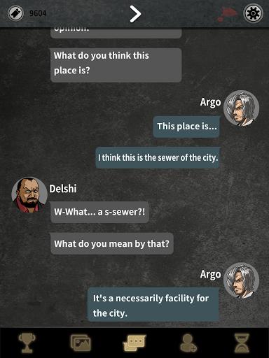Argo's Choice: Visual Novel, Crime Adventure Game 1.2.9 screenshots 15
