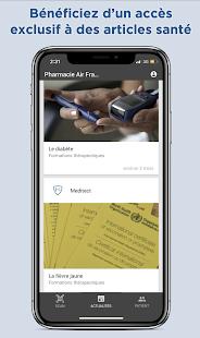 Meditect Pharmacien 0.37.2 screenshots 2