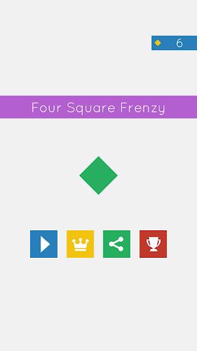 four square frenzy screenshot 1