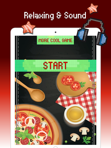 Food color by number : Pixel art coloring 1.5 screenshots 6