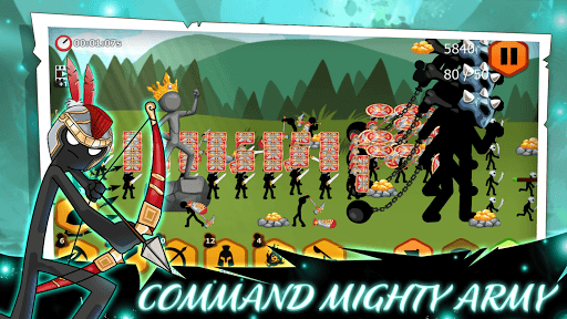 Stickman Battle 2: Empires War  screenshots 16
