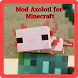 Mod Axolotl for Minecraft - Androidアプリ