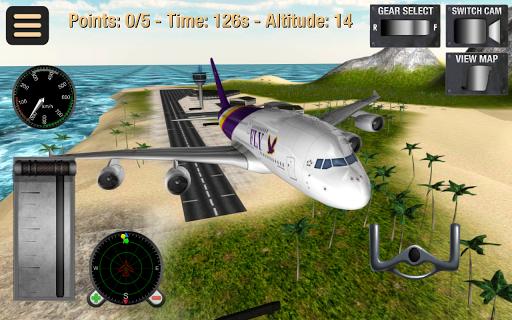 Flight Simulator: Fly Plane 3D  Screenshots 1