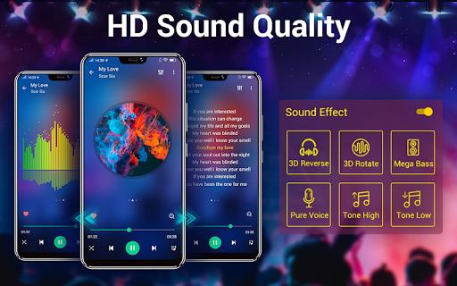 Music Player - MP3 Player  Screenshots 15