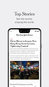 The New York Times v9.30.1 [Subscribed] [Mod Extra] 1