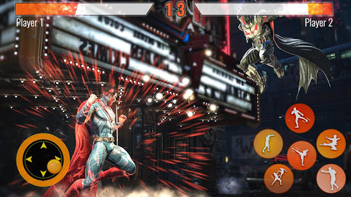 Superhero Fighting Games : Grand Immortal Fight 1.5 de.gamequotes.net 2