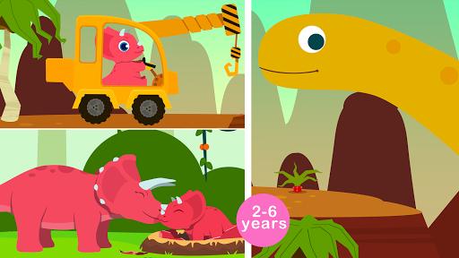 Jurassic Dinosaur - Simulator Games for kids 1.1.5 screenshots 5