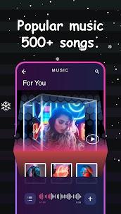 Vinkle – Music Video Maker, Magic Effects 1
