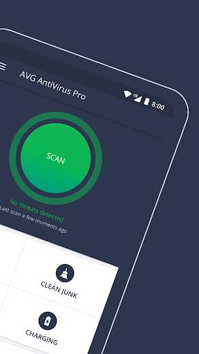 AVG AntiVirus Free & Mobile Security, Photo Vault 6.34.3 Screenshots 2