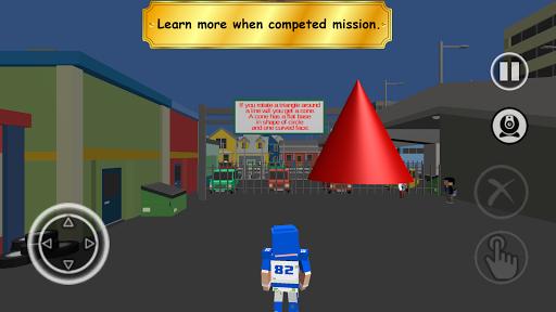 Simple 3D Shapes Object Games 2021: Geometry shape  screenshots 20