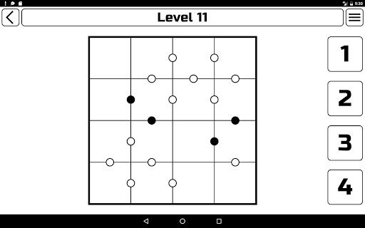Kropki Puzzle  screenshots 16