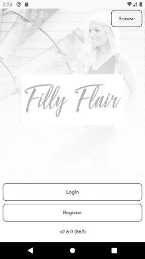 shop filly flair screenshot 1