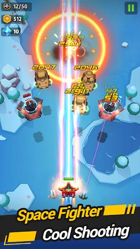 WinWing: Space Shooter Apkfinish screenshots 9