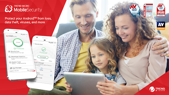 Free Mobile Security  Antivirus 3
