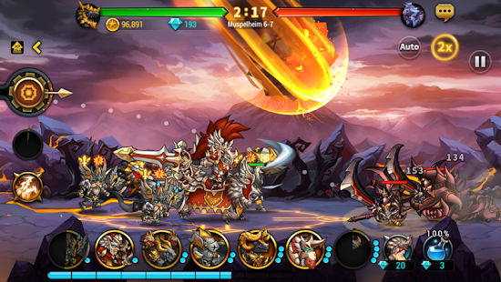 Seven Guardians Screenshot