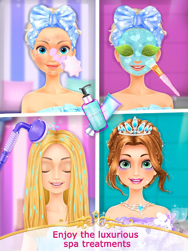 Princess Salon 2 - Girl Games 1.5 screenshots 7