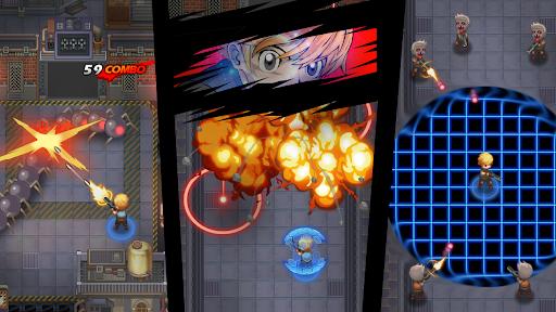 Mystic Gunner: Roguelike Shooting Action Adventure  screenshots 3