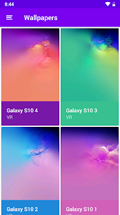 Theme - Galaxy S10 One UI Screenshot