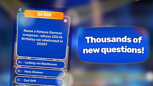 Millionaire 2021 - Trivia & Quiz 1.4 screenshots 8