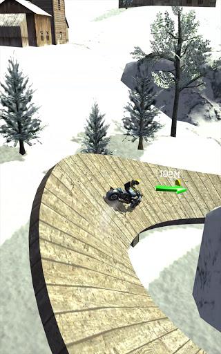 Slingshot Stunt Biker screenshots 10