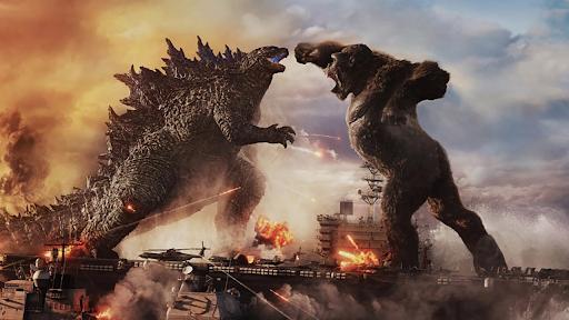 Godzilla Games: King Kong Games 1.2 screenshots 1