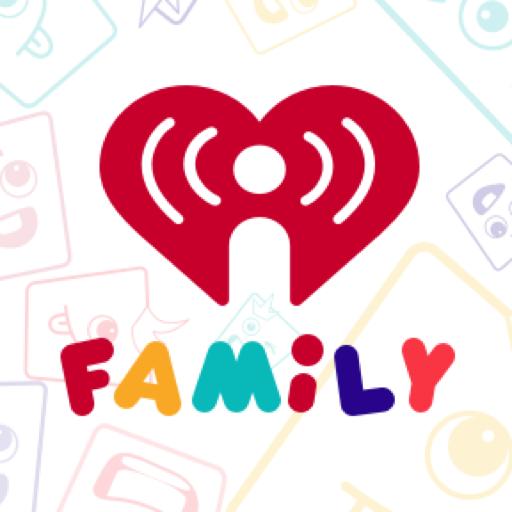 iHeartRadio Family for Google TV