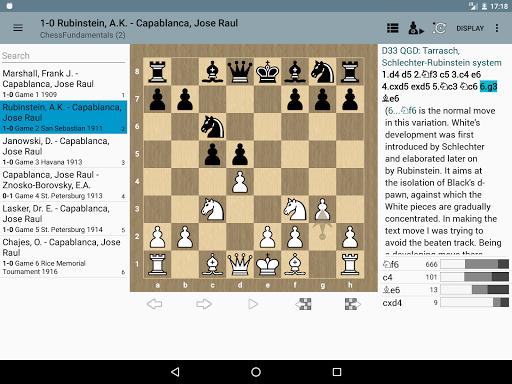 Chess PGN Master 2.8.0 screenshots 12