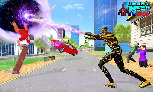 Black Hole Hero Crime City Sim  screenshots 1