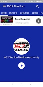105.7 The Fan Baltimore For Pc – How To Install On Windows 7, 8, 10 And Mac Os 1