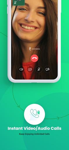 Comera - Video Calls & Chat android2mod screenshots 1