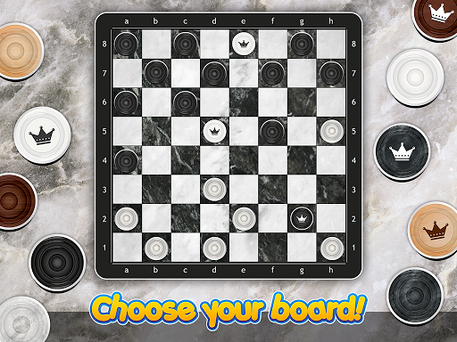 Checkers Plus - Board Social Games apkmr screenshots 13