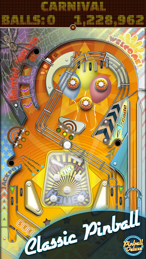 Pinball Deluxe: Reloaded modiapk screenshots 1