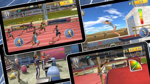 Athletics2: Summer Sports Free 1.9.3 screenshots 4