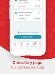 screenshot of Mi Claro Perú