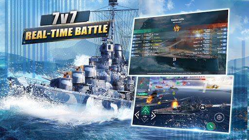 Warship World War 3.4.4 screenshots 7